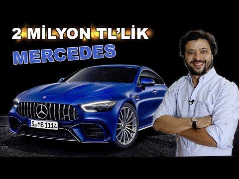 Mercedes AMG GT 4 Kapı Coupe - Bilmeniz Gerekenler