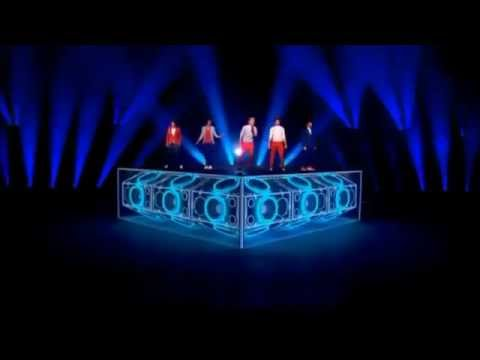 One Direction- One Thing LIVE Dancing On Ice