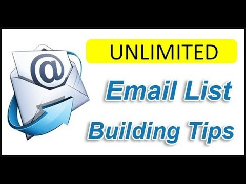 Eamil Marketing Email list building and constant contact part 01