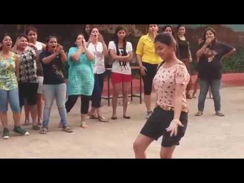Delhi college dance