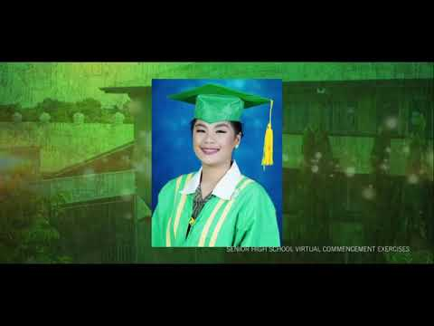 Notre Christi Academy of the Philippines Senior High virtual graduation.