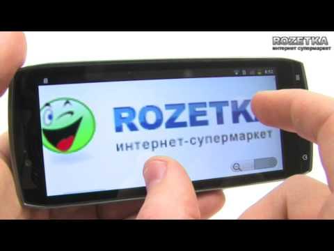 Большой смартфон Acer ICONIA Smart S300