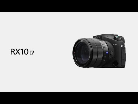Sony | Cyber-shot | RX10 IV - Product Feature