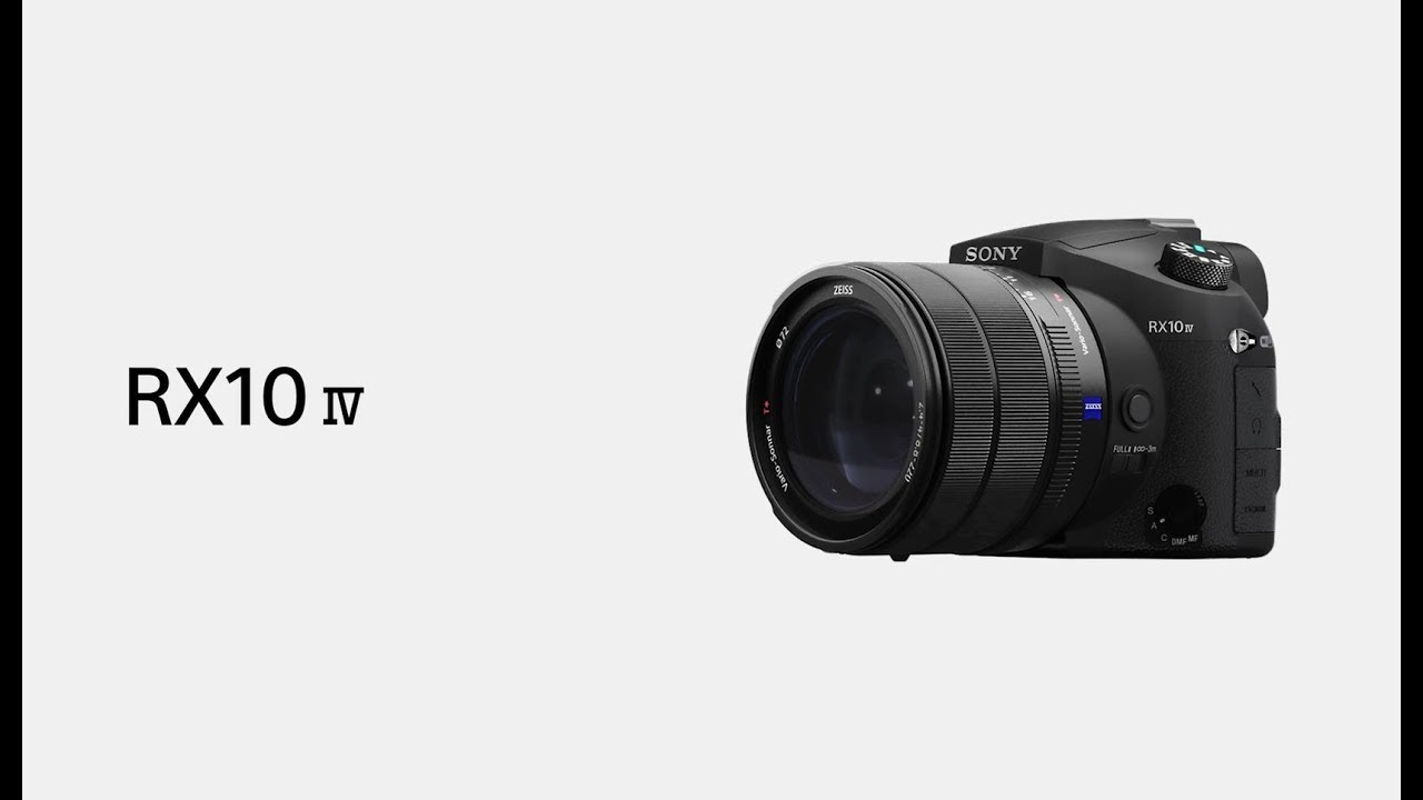 Sony RX10 IV Announced | Sony | Alpha Universe