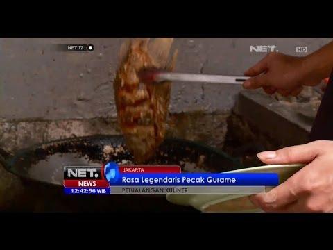 NET12 - Petualangan kuliner semur jengkol kuliner Betawi legendaris