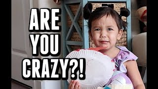 MOM, ARE YOU CRAZY? - November 10, 2017 -  ItsJudysLife Vlogs