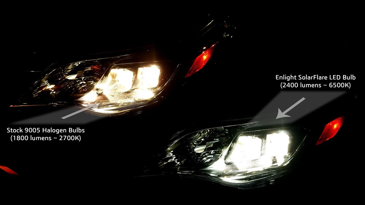 Diy 2017 Toyota Avalon Led Headlights Installation Enlight Solarflare Kit