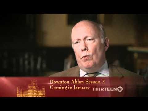 Julian Fellowes  about Downton Abbey Pt. 1
