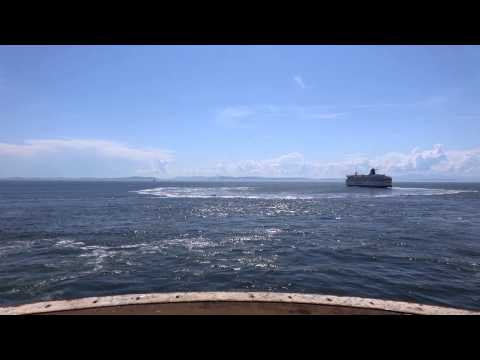 BC Ferry horns - May 2015