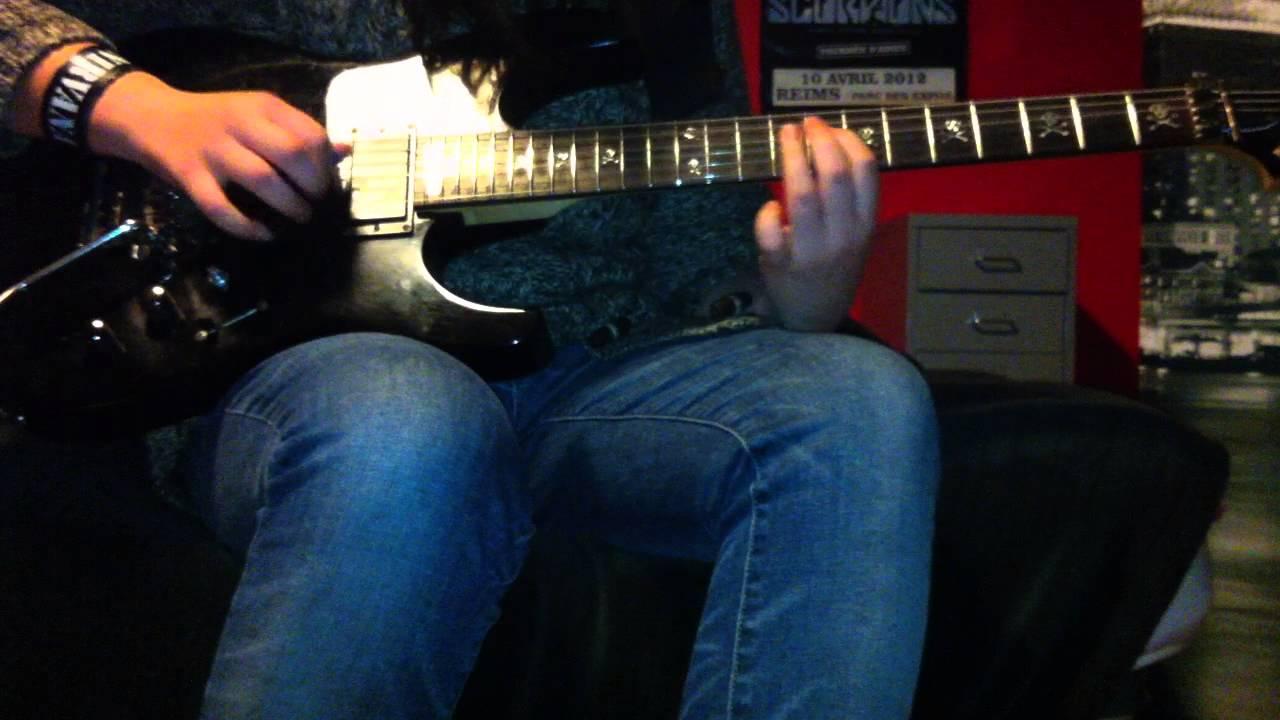 The Story Sara Ramirezbrandi Carlile Instrumental Guitar Cover