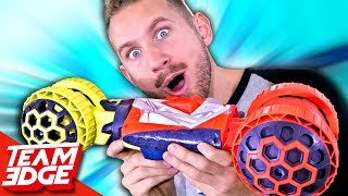 Extreme Hot Wheels Race!! thumbnail