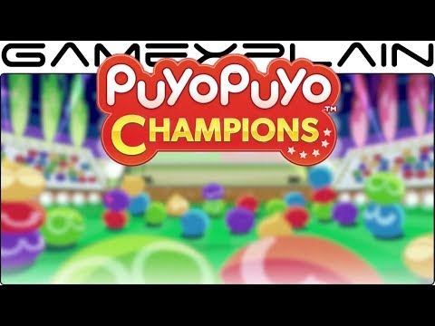 Puyo Puyo Champions Coming to Switch, PS4, Xbox One, & PC May 7th - Only $10!