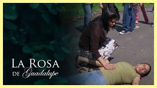 La Rosa de Guadalupe: Sebastián muere al defender a su barrio | ¿Cuántos más?