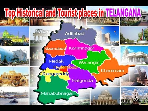 Top Historical and Tourist Places in Telangana
