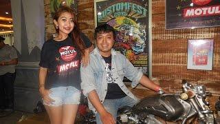 Indra Suroinggeno ( Ducati Bikes )