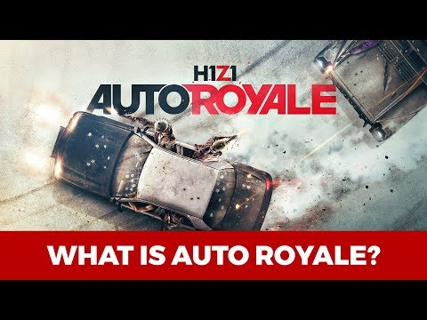 H1Z1 - What Is Auto Royale? [Official Video] - YouTube