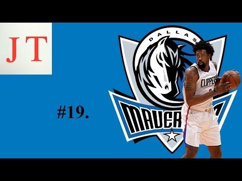 JT NBA Report 2018-2019 NBA Season Preview: #19. Dallas Mavericks