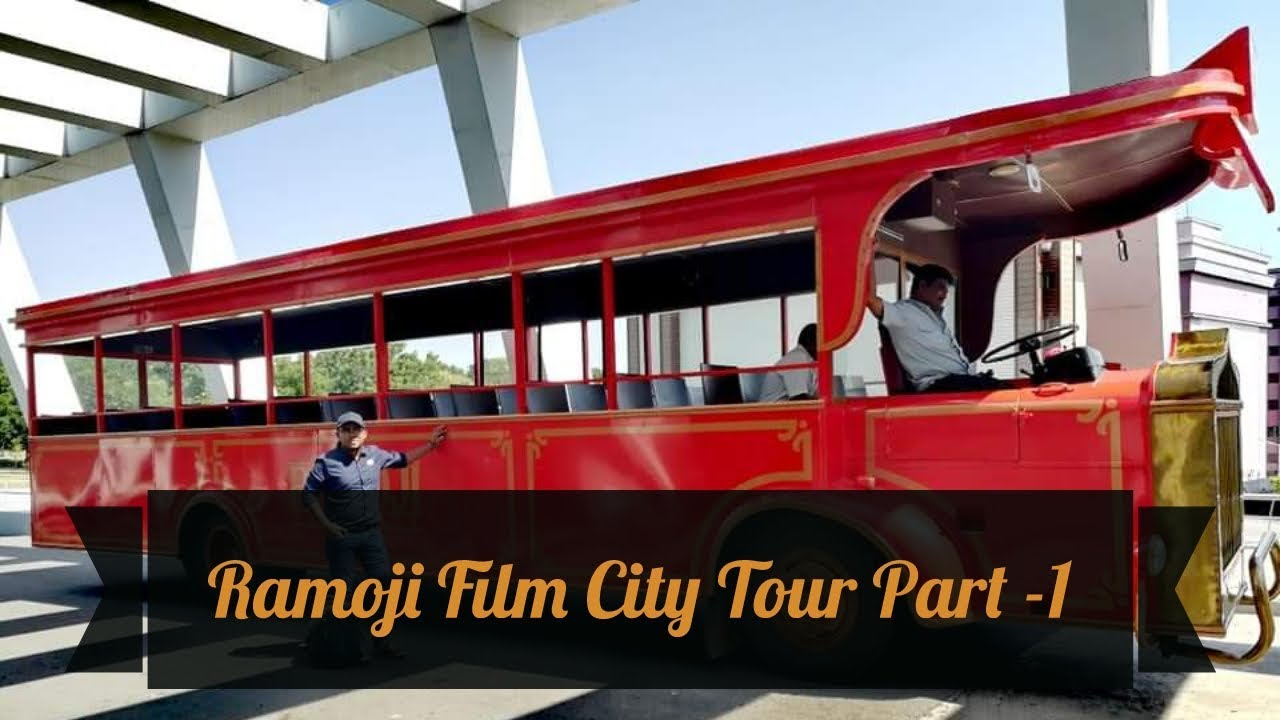 Ramoji Film City Tour In Detail Part 1 Youtube