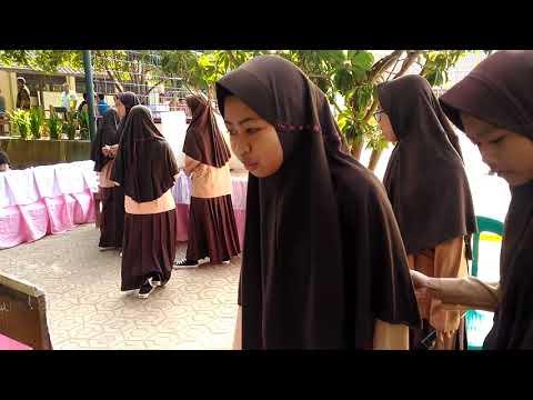 AKSI Pemilihan Ketua OSIS MTsN 2 Sukabumi 1718 2017
