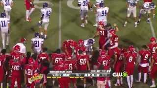 Thursday Night Lights 2014 Game 9 -san Antonio-