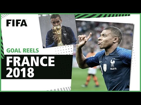 All of France's Russia 2018 Goals | FIFA World Cup