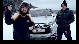 Mitsubishi Pajero Sport   УРОД авто?   тест драйв и обзор   отзыв владельца    оффроад