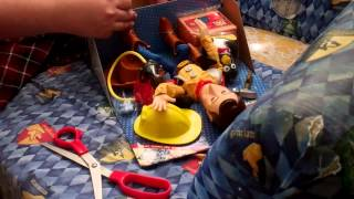 review of toy story firefighting woody pt 1