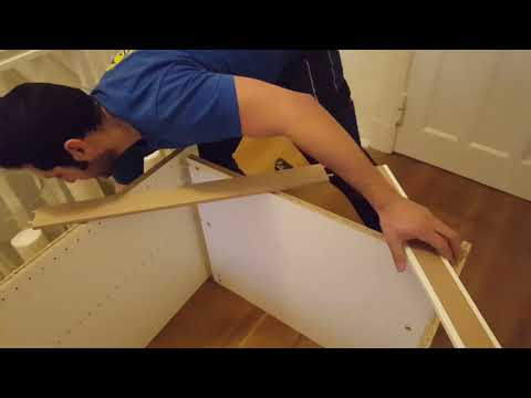 IKEA pax elbise dolabı kurumu.. wie man IKEA pax Schrank aufbauen kann