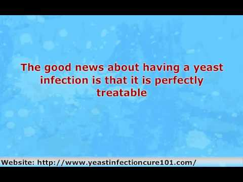 Can a mild yeast infection go away by itself