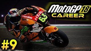 MotoGP 18 Career Mode Part 9 - MOTO2 & QUALIFYING! (MotoGP 2018 Game Career Mode Gameplay PS4 / PC)