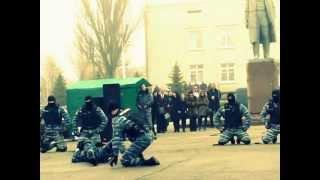 Берислав. Показовий виступ бійців Херсонського МВС.(, 2013-03-12T12:48:33.000Z)