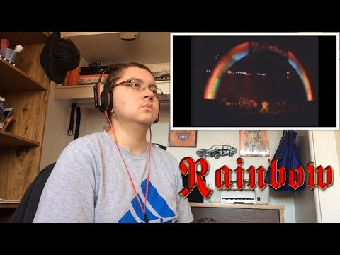 Rainbow  Stargazer Reaction!!!