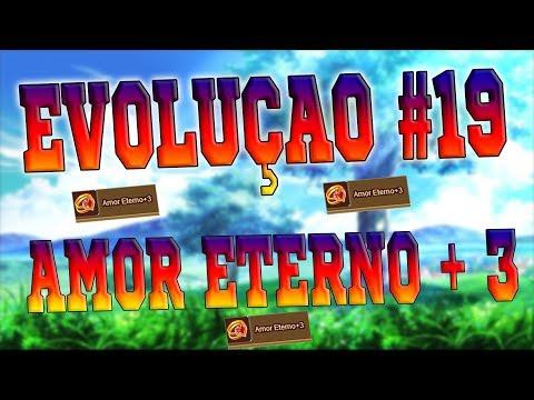DDTANK OASIS - [EVOLUÇAO #19] - PEGANDO AMOR ETERNO + 3 DE GRAÇA!