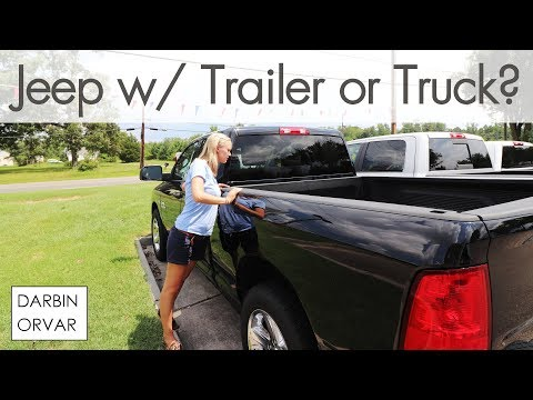Getting a Truck! Preparing for Country Life