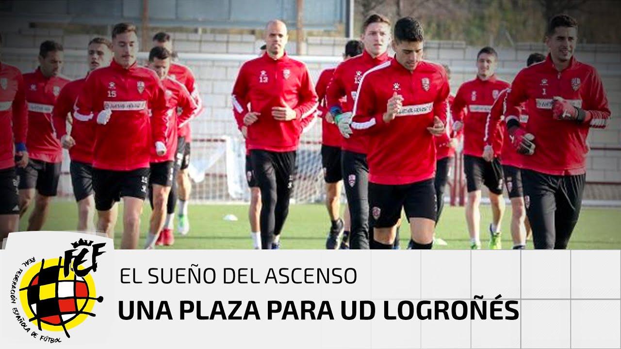 El sueño del ascenso: UD Logroñés