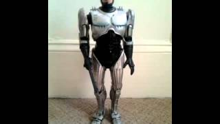 Robocop Neca Figure - Movement Activated Sound Test
