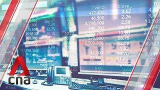 Asian stocks end slightly higher