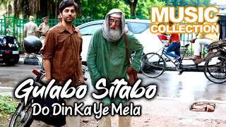 Do Din Ka Ye Mela | Gulabo Sitabo | Amitabh Bachchan & Ayushmann Khurrana