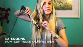 how to style extensions Thumbnail