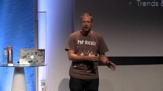 Michelangelo van Dam Keynote - Community enabling community