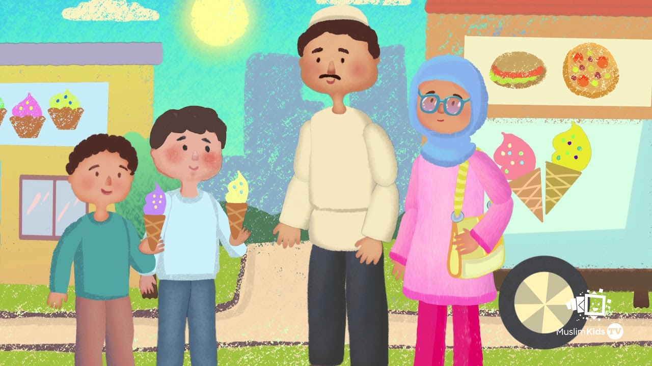 19 Muslim Kids TV