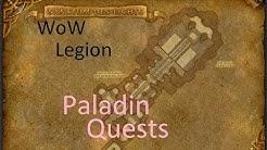 iZocke WoW: Legion Klassenquests Paladin #092 - Suche in den Schatten