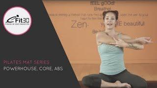 Pilates Full Mat Series Part 2  Move 123 - Gypsy