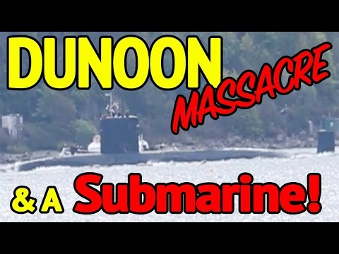 A Submarine & The Dunoon Massacre (202)