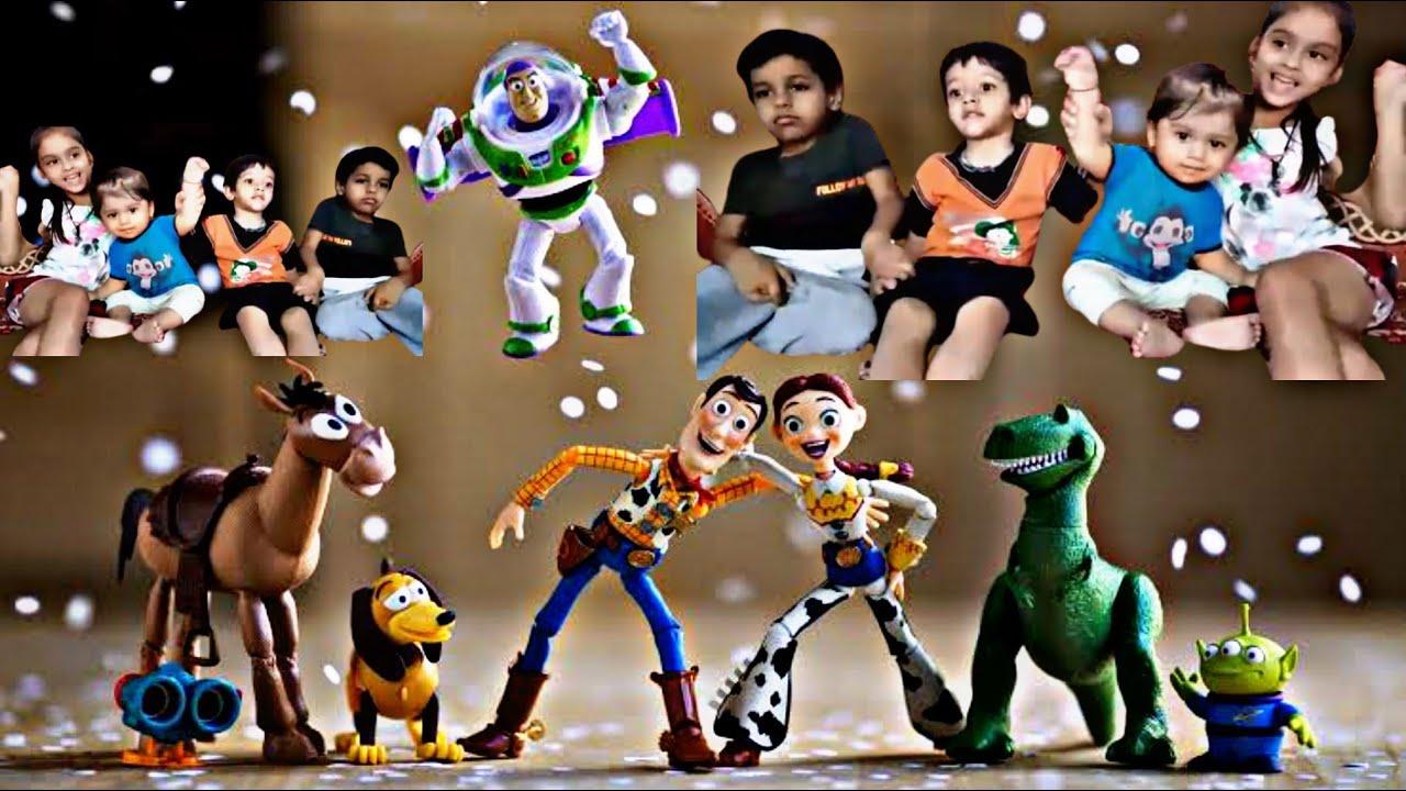 Kids Having Fun at The Home | बच्चे घर पर मस्ती करते हुए | kids videos