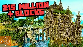 8 Minecraft Mansions Impossible For You To Replicate