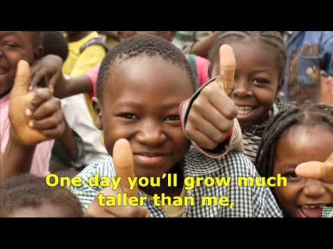 "African Songs for Children & LYRICS - ""Thula Baba"""