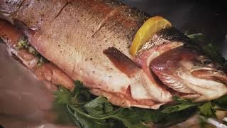 Как приготовить ФОРЕЛЬ с волшебным вкусом how to cook trout