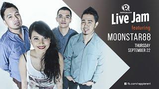 Rappler Live Jam: Moonstar88