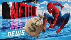Darum bleibt Spider-Man doch im MCU & Netflix in der Krise - FLIPPS News